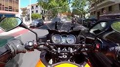 KLV1000 aka V-Strom 1000 riding under 4k rpm perfectly