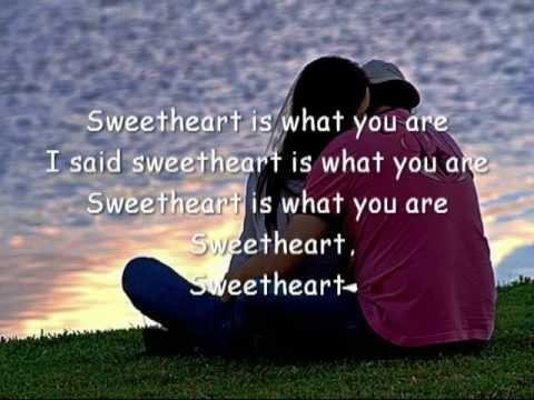 Chris Brown - Sweetheart With Lyrics (On Screen)