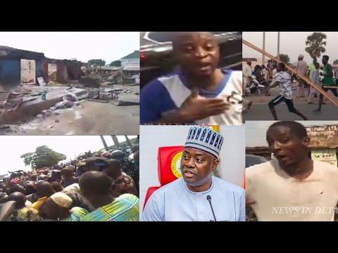 UPDATE OYO/IBADAN CRISIS AS PEOPLE CŔÝ OUT AFTER THE MASSIVE DÍSÀŞTÈŔ WATCH/NEWS IN DETAILS TV
