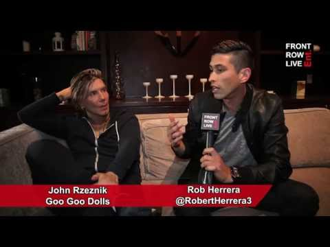 Goo Goo Dolls talk new sound, David Bowie & New Album 'Boxes' w/ @RobertHerrera3
