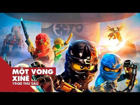 Lego Ninjago một bộ phim lý tưởng cho gia đình đêm trung thu | Một Vòng Xinê | VIEW TV-VTC8