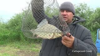 Рыбалка на Карася Ловля Карася на Спиннинг ХолодноеЛето 2021