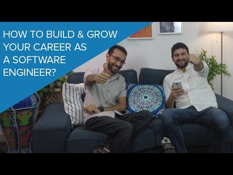 Kanabet WUZZUF - How to build & grow your career as a software engineer?