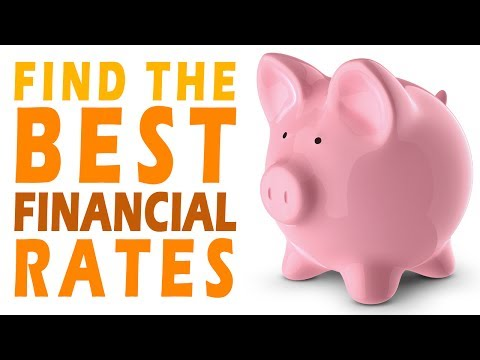 Find the Best Financial Rates - NerdWallet Overview