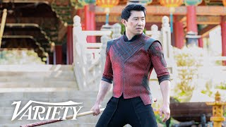 Simu Liu, Awkwafina and the Cast of 'Shang-Chi' Talk Marvel's First Asian-Led Superhero Film