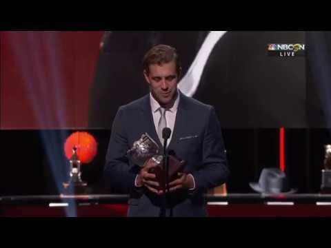 Kopitar at the NHL Awards