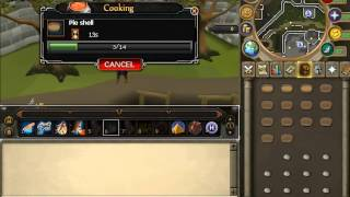 runescape money making guide #1.Pie shell method (up to 500k a hour)