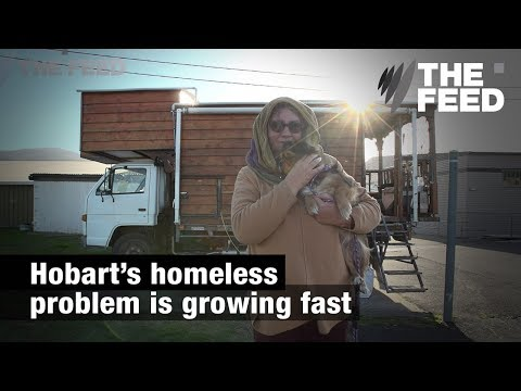 Hobart's Growing Homeless Population
