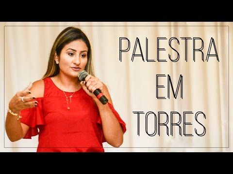 PALESTRA NO DIA INTERNACIONAL DA MULHER | PATRÍCIA BRAZIL