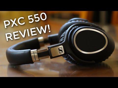 Sennheiser PXC 550: An HONEST Review (2016)