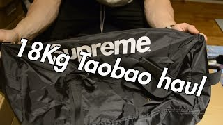 UNBOXING - 18 KG Haul from Taobao