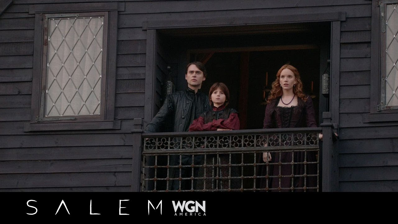 Download WGN America's Salem: Season 3 First Look