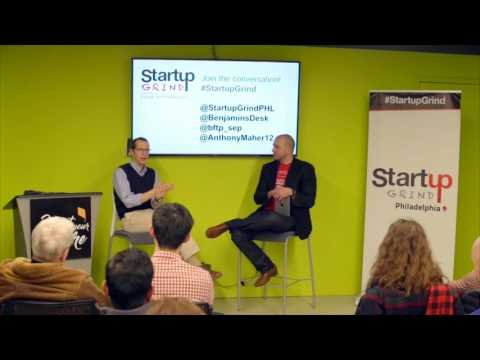 Start Up Grind Philadelphia - Rick Genzer (Ben Franklin Technology Partners)