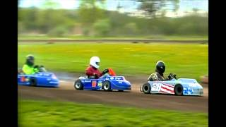 go kart dirt racing