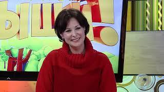 С добрым утром, малыши! - Народная артистка России Ольга Погодина в гостях у Хрюши