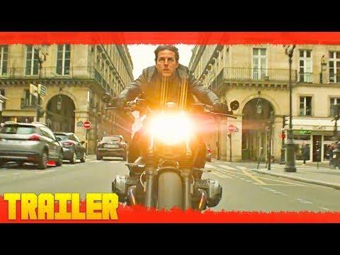 Mission Impossible 6 - Fallout (2018) Tráiler Oficial Subtitulado