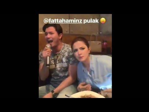 Lain Macam Bila Fatah Amin Cover Lagu Akim  The Majistret Sampai Fazura Naik Pening Mendengarnya!