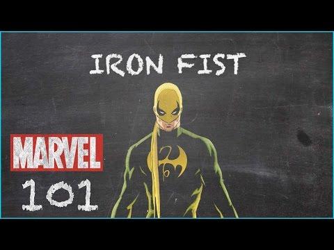 Defeated a Legendary Dragon - Iron Fist - MARVEL 101