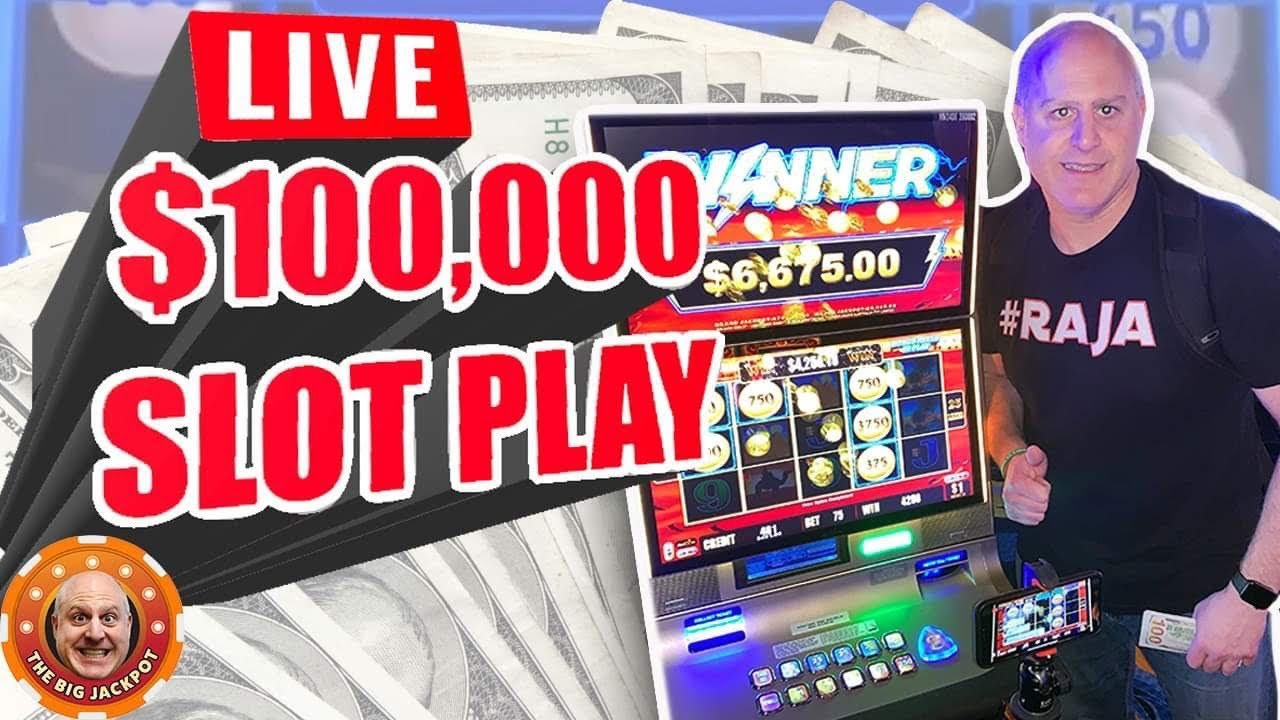 Slot Machine Player On Youtube