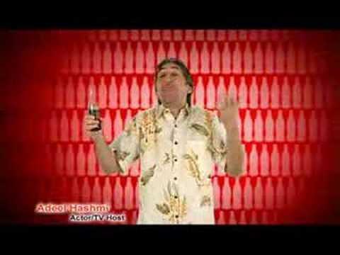 Adeel Hashmi Coke Brr Testimonial - Very Good