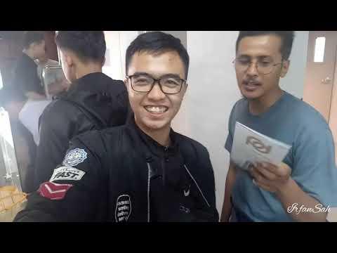 OTW JAKARTA KONSER INDONESIA SEJUK SABYAN GAMBUS KETEMU NISSA SABYAN #IrfanSahVLOG