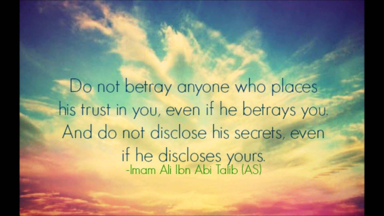Hazrat Ali Quotes About Love - Exploring Mars