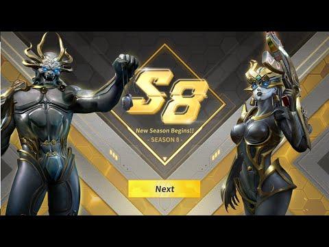 Season 8 on Creative Destruction Flex Pass + Game Play