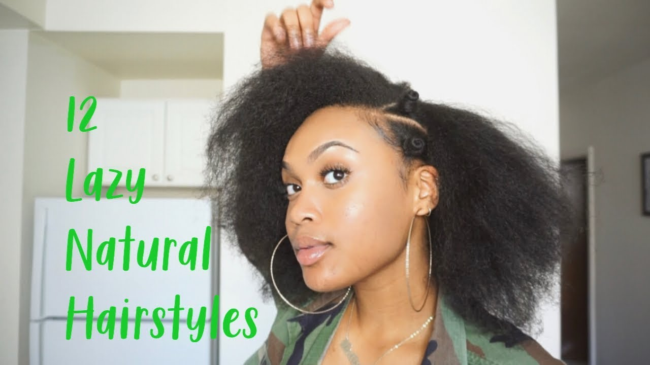 12 Blow Dried Hairstyles All 5 Mins Or Less Youtube