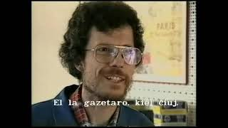 La Ega Kesteto (1995): filmo premiita en la Belartaj Konkursoj de UEA