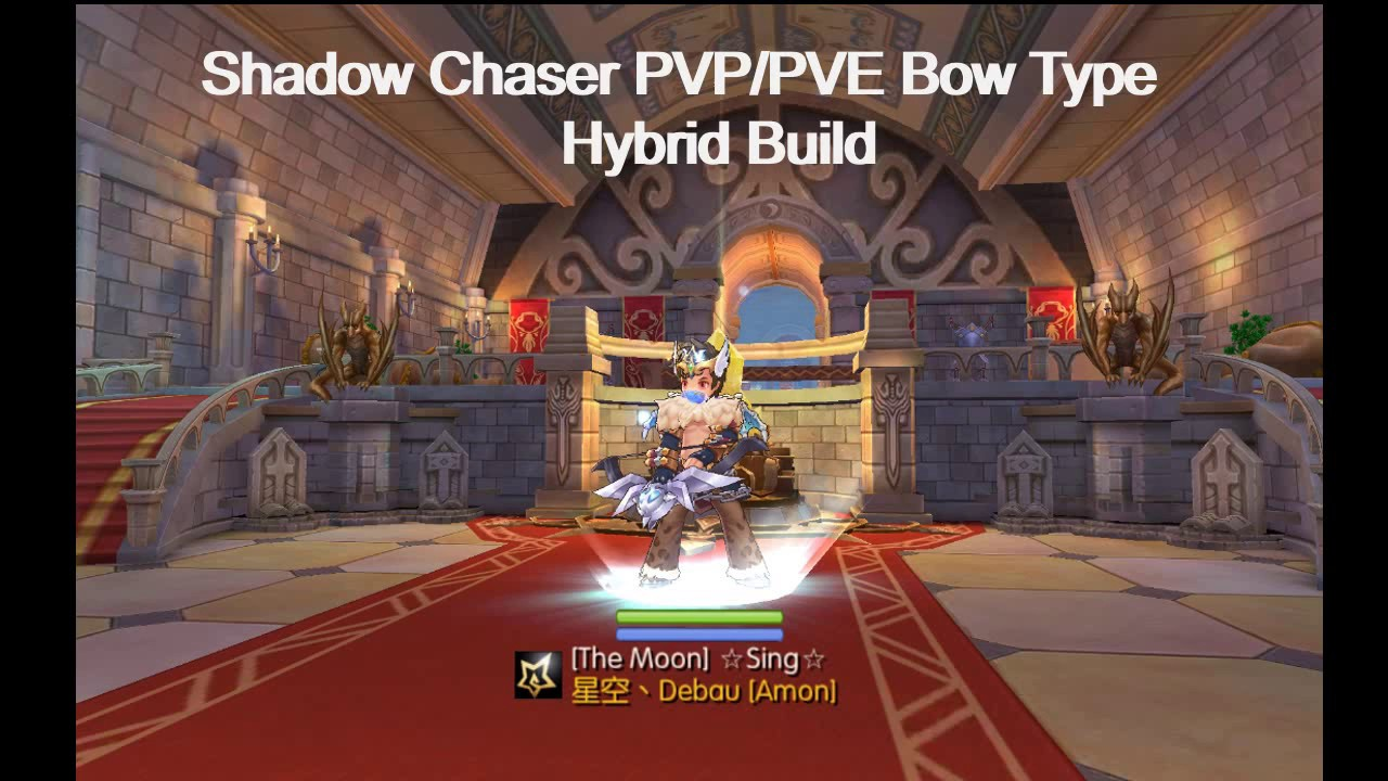 Shadow Chaser Bow PVP/PVE Guide - Ragnarok Online Mobile