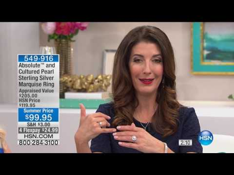 HSN | Absolute Brilliance Jewelry 06.13.2017 - 02 AM