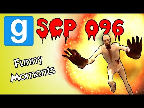 Gmod SCP 096 Funny Moments - Creepiest Addon!