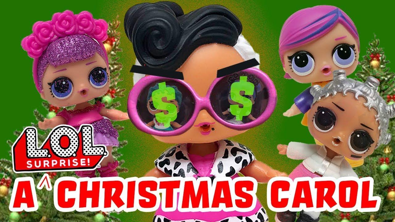 Lol surprise dolls a christmas carol featuring diva - Diva lol surprise ...
