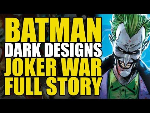 Batman: Their Dark Designs to Joker War Full Story | Comics Explained