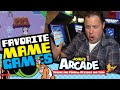 A few of John's Favorite and Best MAME arcade games