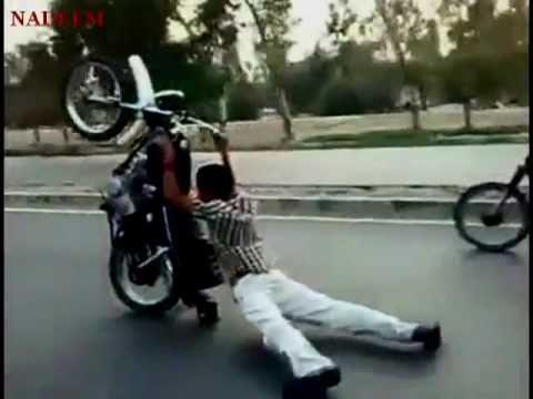 Wheelie Pakistan wheeling all in one clip best wheeler ever one wheeling