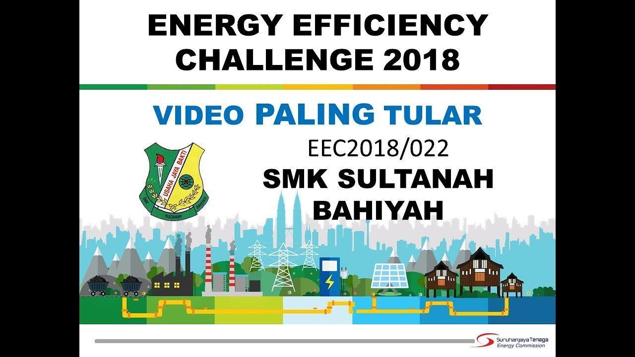 Viral Eec2018 022 Smk Sultanah Bahiyah Youtube