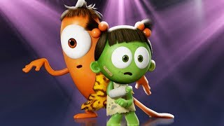 Spookiz | Dancing Zombie Cartoon | 스푸키즈 | Funny Cartoon | Kids Cartoons | Videos for Kids