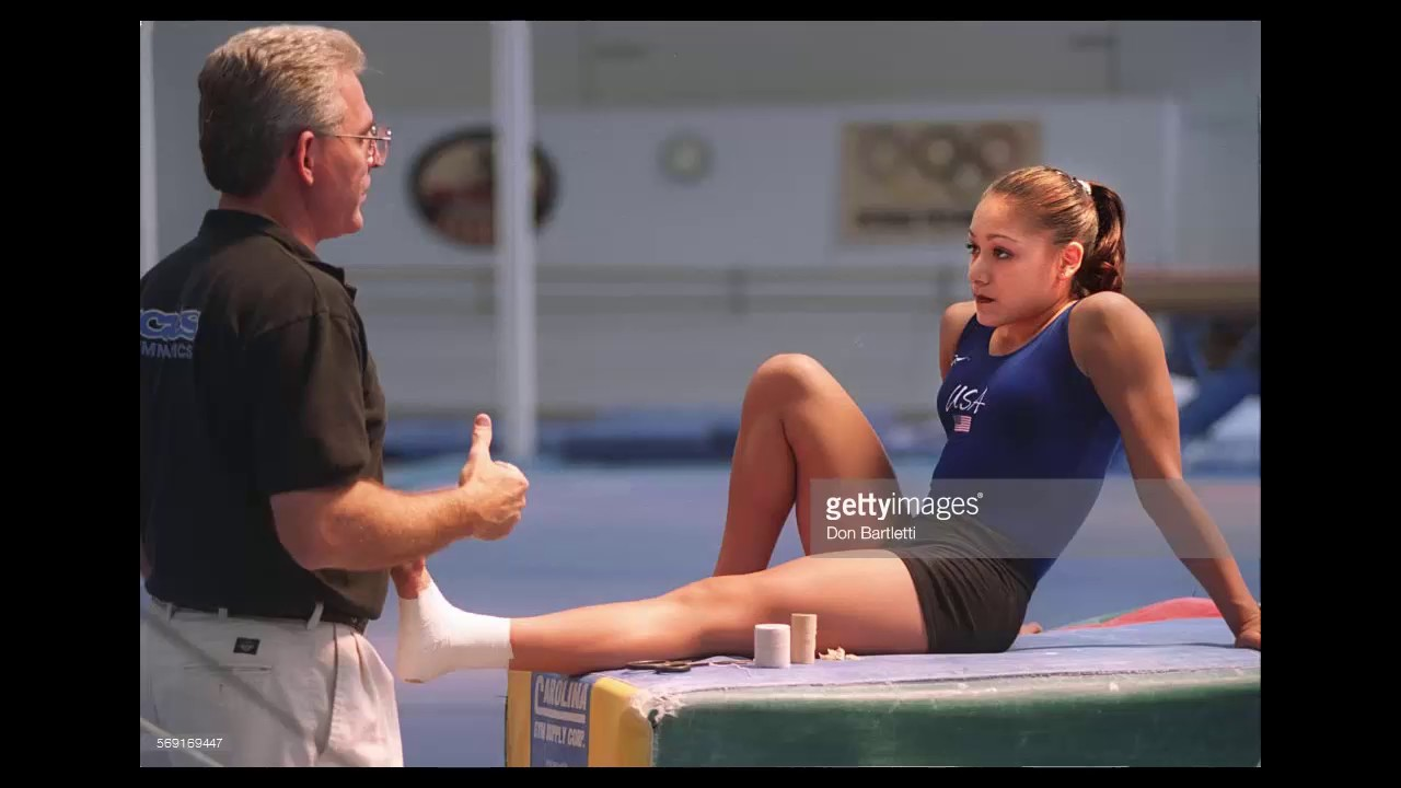 Jessica Howard Athlete