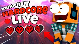 """MINECRAFT HARDCORE [S3] #7 - """"Diaxy, end city, zombie villagery!"""""""