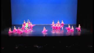 20140603 聖公會聖約翰小學舞蹈組參加第50屆舞蹈節參選作品