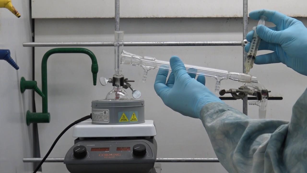 simple distillation lab report introduction