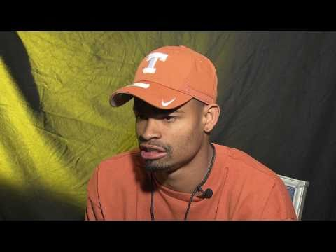 Texas CB Curtis Brown Prepares for NFL Draft