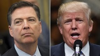 FBI's Comey 'incredulous' over Trump'...