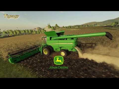 Farming Simulator 19 - How do they work, Harvesters II