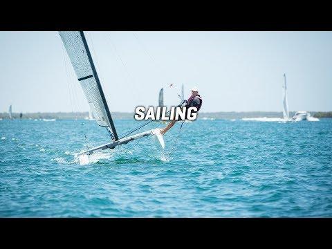 2018 Pan Pacific Masters Games | Sailing