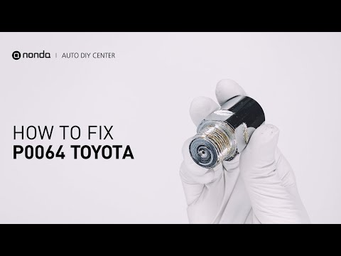 How to Fix TOYOTA P0064 Engine Code in 2 Minutes [1 DIY Method / Only $19.99]