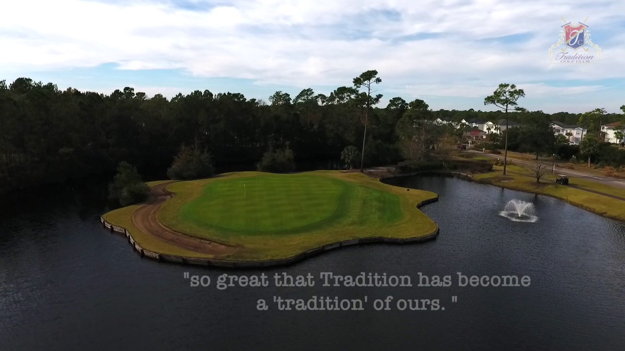 Tradition Club 7 Hole Spotlight From Myrtle Beach Golf Holiday