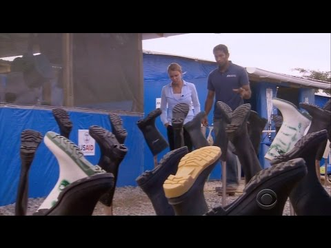 60 Minutes - The Ebola Hot Zone