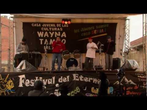 Living The Language - Bolivia: The Aymara